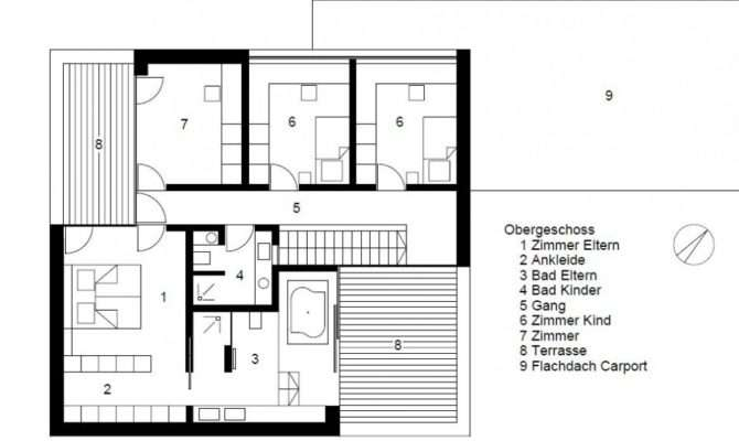 Floor Design Modern Home Designs Plans
