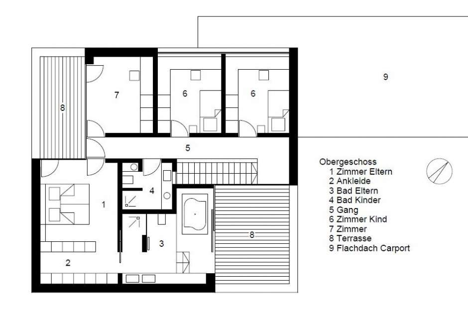 Modern Home Floor Plans Custom Modern Home Floor Fascinating ...