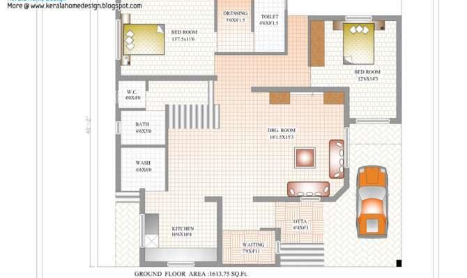 Floor India House Plan Ground
