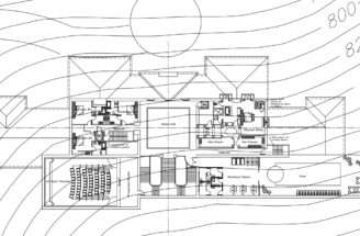 Floor Mansion Mega House Plans Mansions