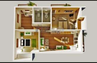 Floor Plan Bedroom Apartment Kuwait Outsource