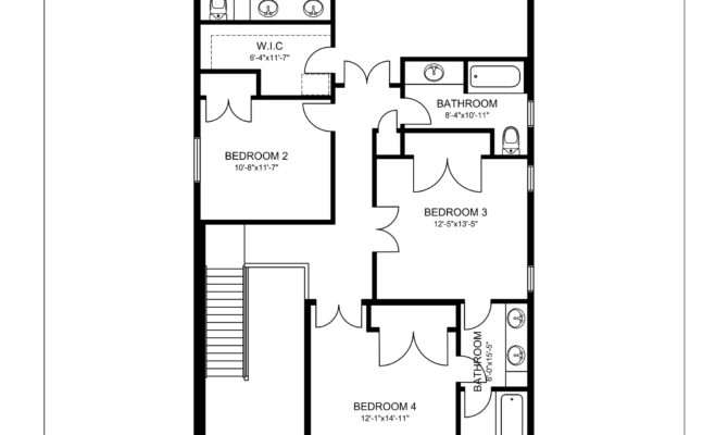 Floor Plan Design Rendering Samples Examples