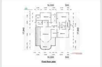 Floor Plan Elevation Unique Trendy House Kerala Home Design