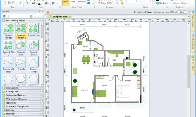 Floor Plan Maker Discount Off Main Window