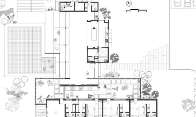 Floor Plan Nice Design Architecture House