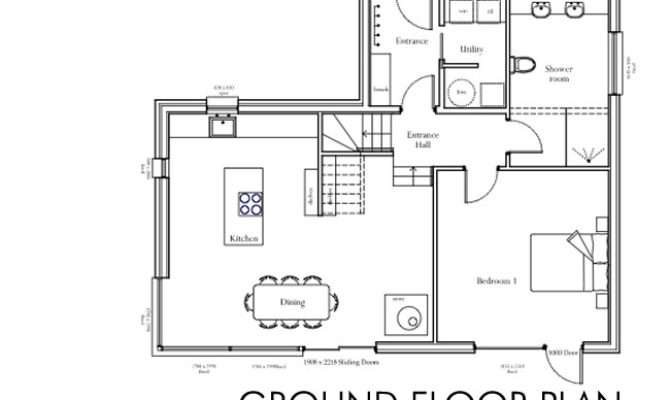 floor plan self build house building dream home - House Building Plans