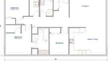 Floor Plan Single Level Ecolog Home