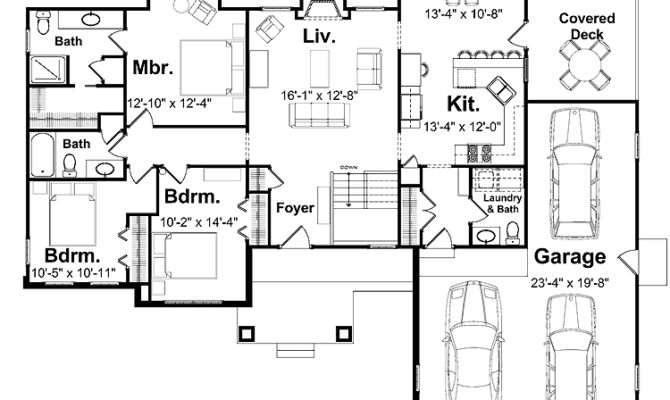 Floor Plans Aflfpw Story Bungalow Home Bedrooms