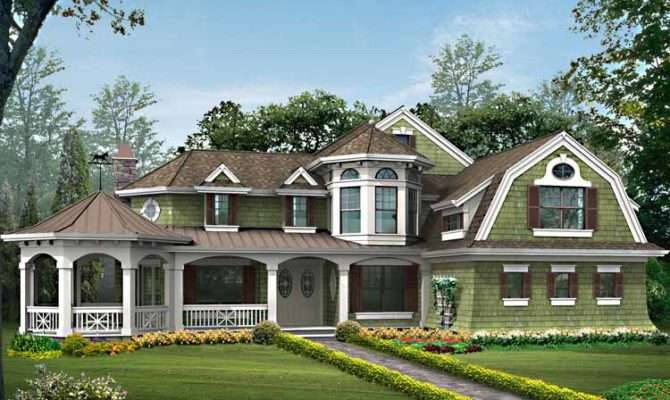 Floor Plans Aflfpw Story Shingle Style House Home