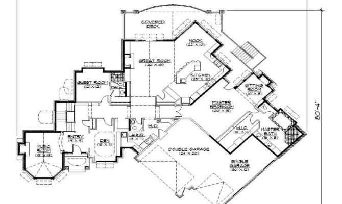 Floor Plans Bedroom Houses Square Feet Bedrooms