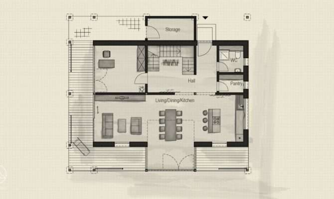Floor Plans Chalet Style Home Borgonha Homes