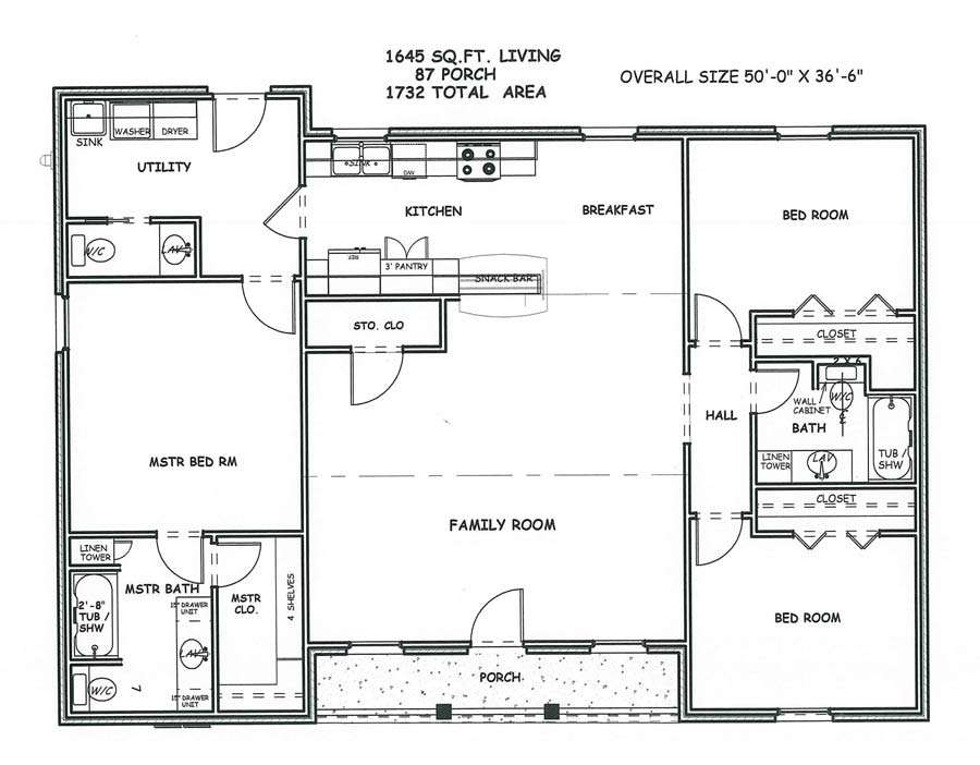 Floor Plans Custom Quality Home Construction American Builders