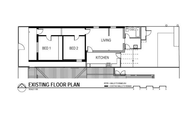 Floor Plans Existing Houses House Design