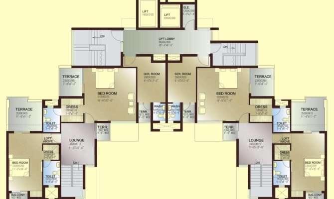 Floor Plans Famous Houses
