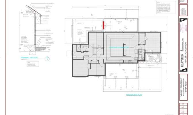 Floor Plans Foundation