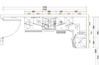 Floor Plans Kitchen