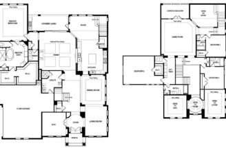 Floor Plans Lakefront Homes Fancy