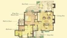 Floor Plans Mayacama Casitas Timbers Collection