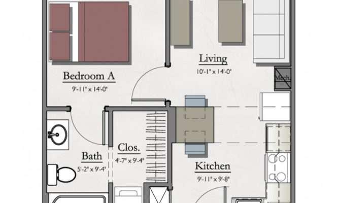 Floor Plans Msu Students Student Housing East Lansing