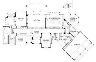 Floor Plans New Home Design