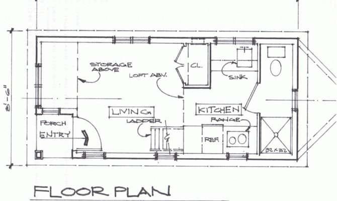 Floor Plans Pinterest Cabin Small House