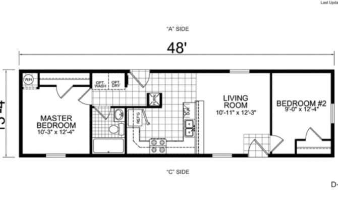 Floor Plans Pinterest Mobile Home