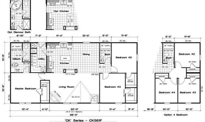 Floor Plans Ranch Home