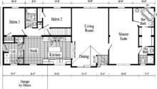 Floor Plans Ranch Style Homes