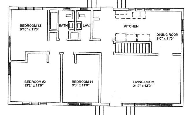Floor Plans Ranch Style