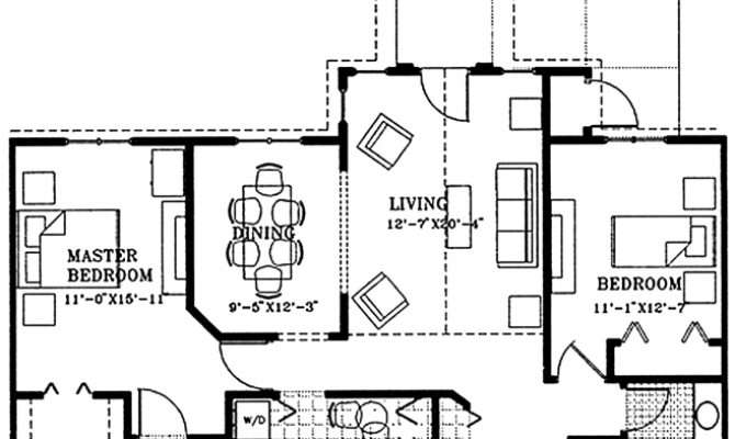 Floor Plans River Garden Senior Services