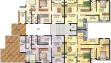 Floor Plans Saville Builders Real Estate Developers Goa