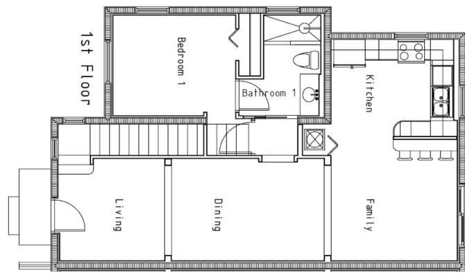 Floor Plans Small House Homes Home