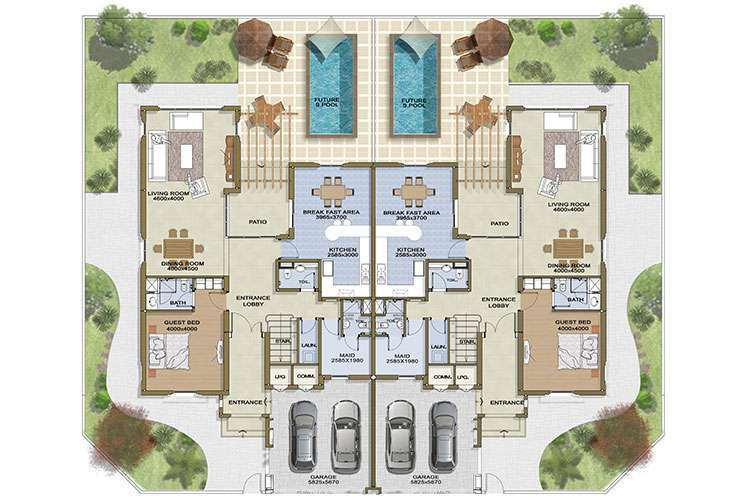 Floor Plans Townhouse Source