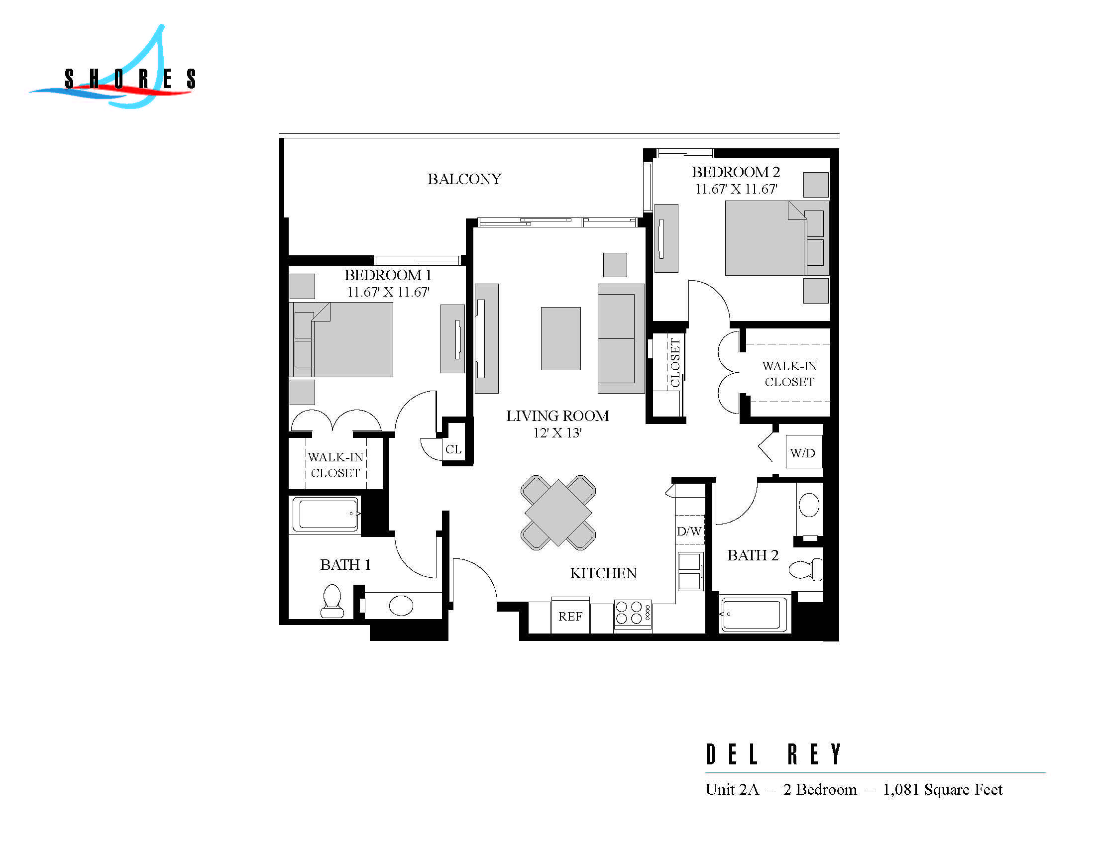 Floor Plans Two Master Suites