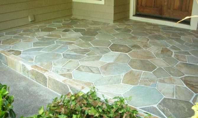 Flooring Porch Ceramic Tile