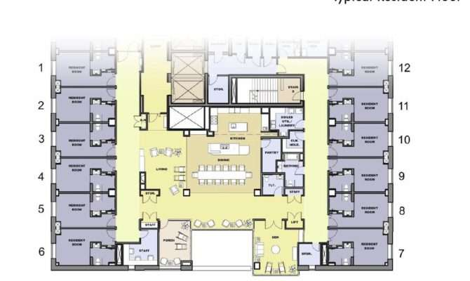 Floorplan Typical Green House Home