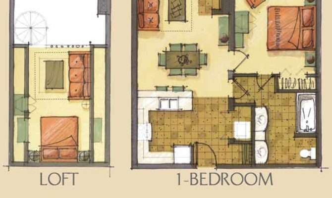 Floorplans Finishes Morning Star Lodge Condominiums