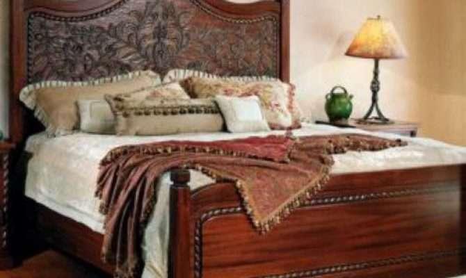 Flor Sylvestre King Bed Southwest Furniture Santa