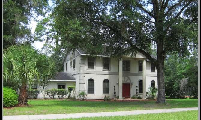 Florida Fotos Grand Old Southern House Bronson