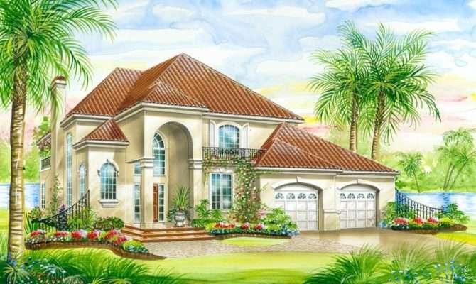 Florida House Plans Designs Architectural