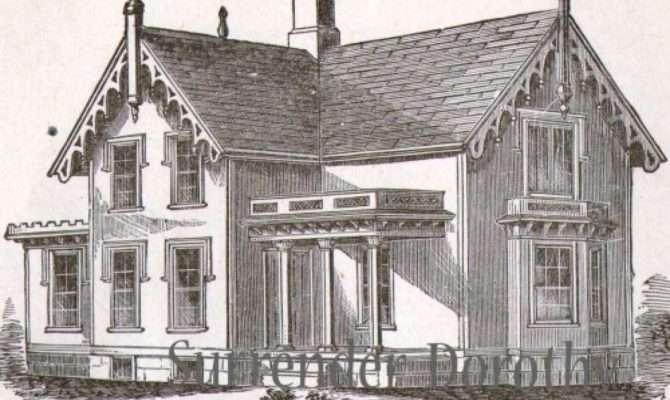 Folk Victorian Homes Floor Plans Farmhouse House