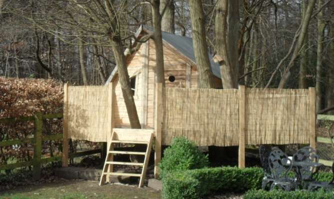 Forest Tree House Enchanted Creations Playhouses Treehouses
