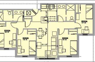Forest Villas Floor Plan