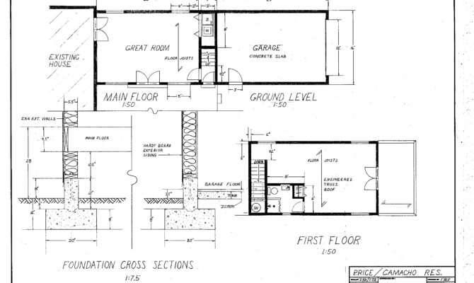 Foundation Floor Plans