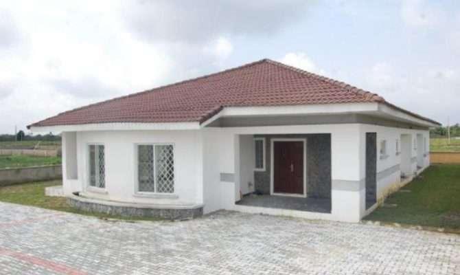 Four Bedroom Bungalow Construction Price Million Unit