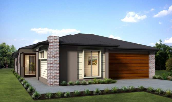 Four Bedroom Home Offers Very Best Modern Design