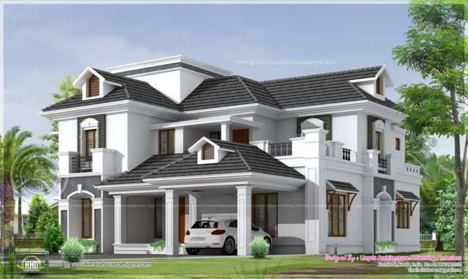 Four Bedroom House Plans Contemporary