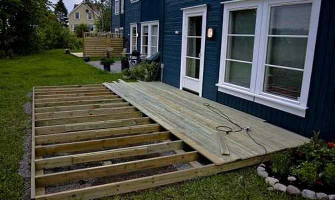 Four Timber Decking Tips Save Time Headaches