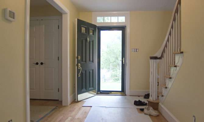 Foyer Paint Ideas Small Decorating