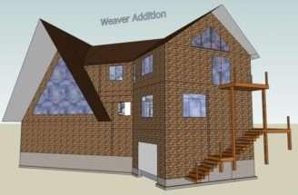 Frame Home Addition